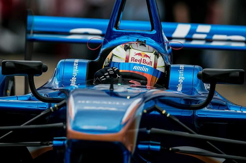 António Félix da Costa oitavo na estreia na Fórmula E