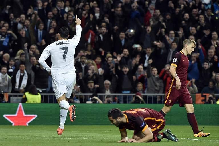 Ronaldo marca, assiste e Real segue em frente