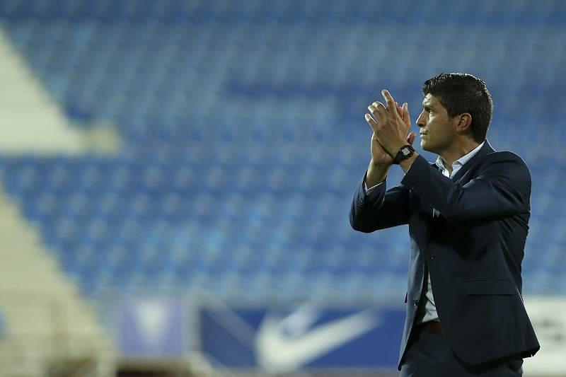Pedro Emanuel, treinador do Estoril