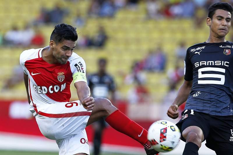 Falcao dá vitória ao Monaco