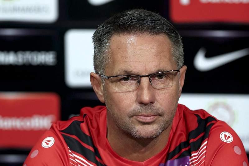 Damir Canadi, treinador do Altach