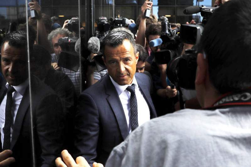 Jorge Mendes to testify in tax probe