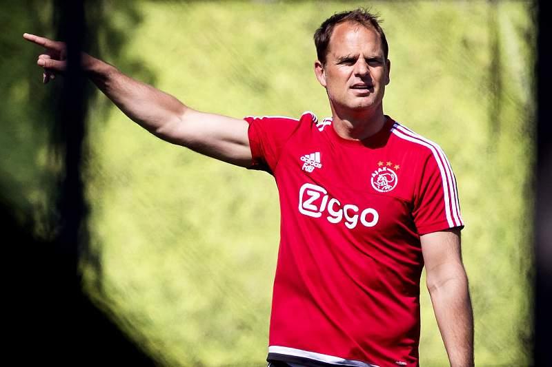 Frank de Boer perdeu o título para o PSV na última jornada