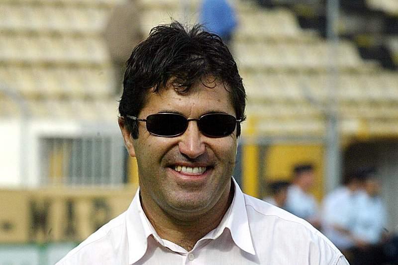 Peseiro, enquanto treinador do Nacional (2002)