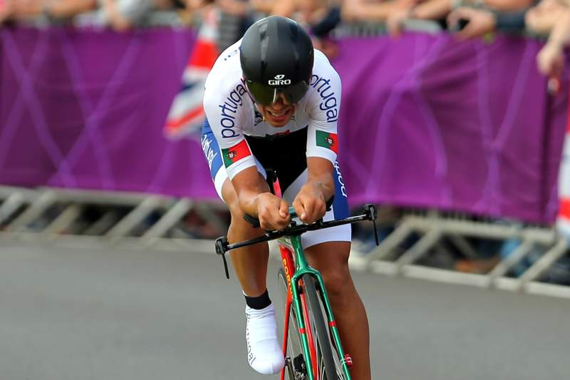 Londres 2012: Ciclismo: Nelson Oliveira