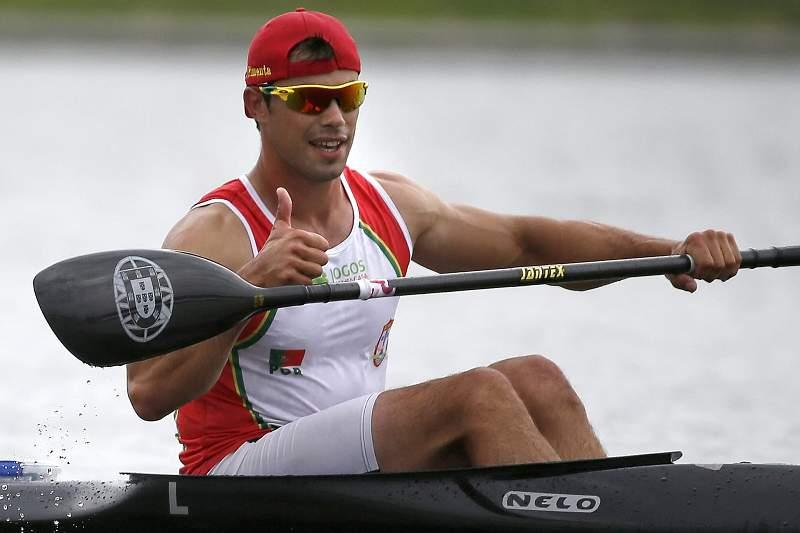 Fernando Pimenta com dois títulos Europeus nos campeonatos de Moscovo