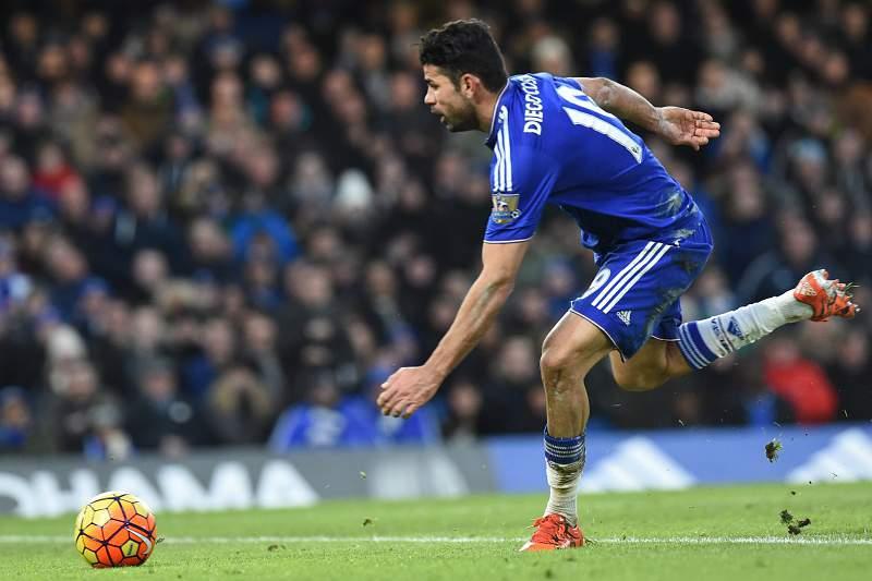 Diego Costa, jogador do Chelsea
