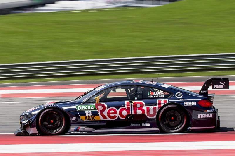GERMAN TOURING CAR MASTERS (DTM) IN AUSTRIA