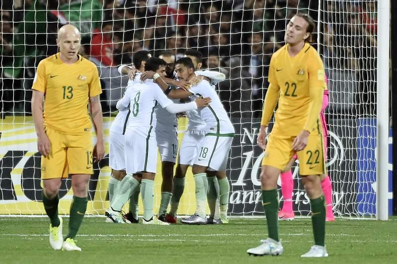 Australia vs Saudi Arabia