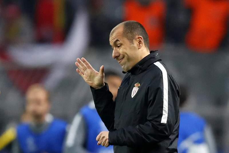 Leonardo Jardim, treinador do Mónaco