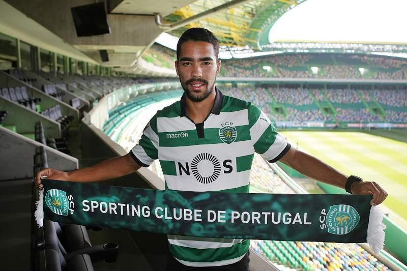 Pedro Delgado assinou por duas épocas com o Sporting