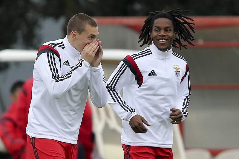 Lindelof e Renato Sanches