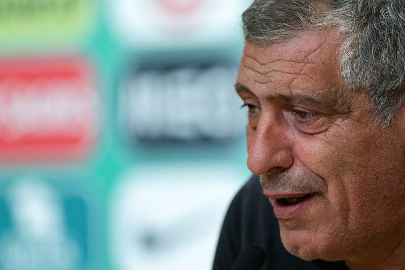 Portugal press conference