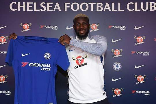 Bakayoko assina pelo Chelsea