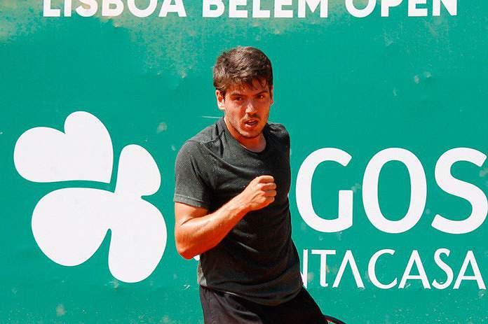 João Domingues apurou-se para a segunda ronda do Lisboa Belém Open