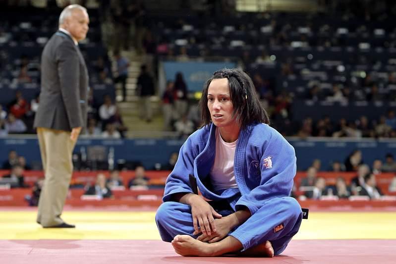 Jogos Olímpicos Londres 2012 ,Judo: Joana Ramos