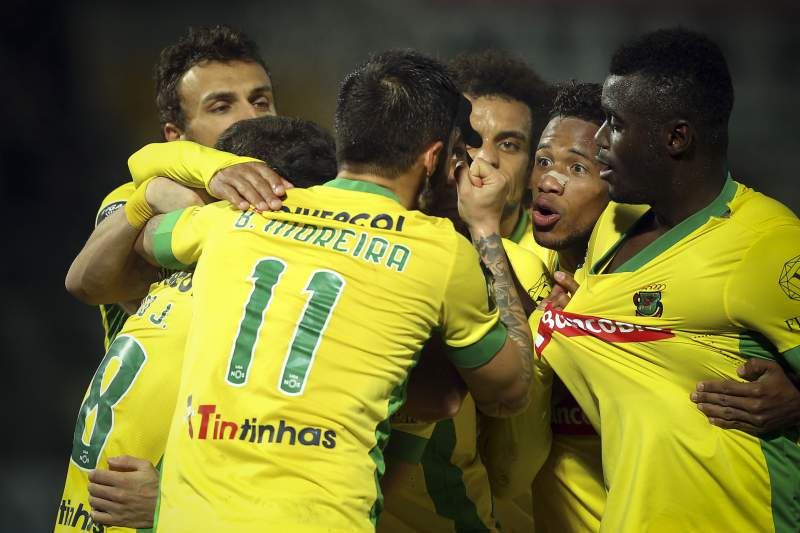 Paços de Ferreira vs Estoril