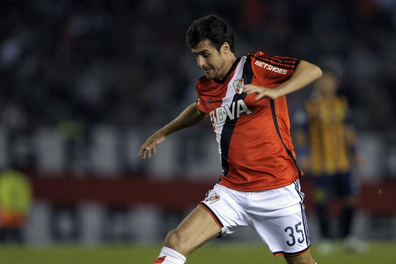 Aimar de regresso ao River Plate