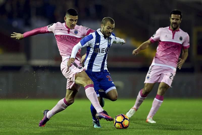 Chaves - FC Porto