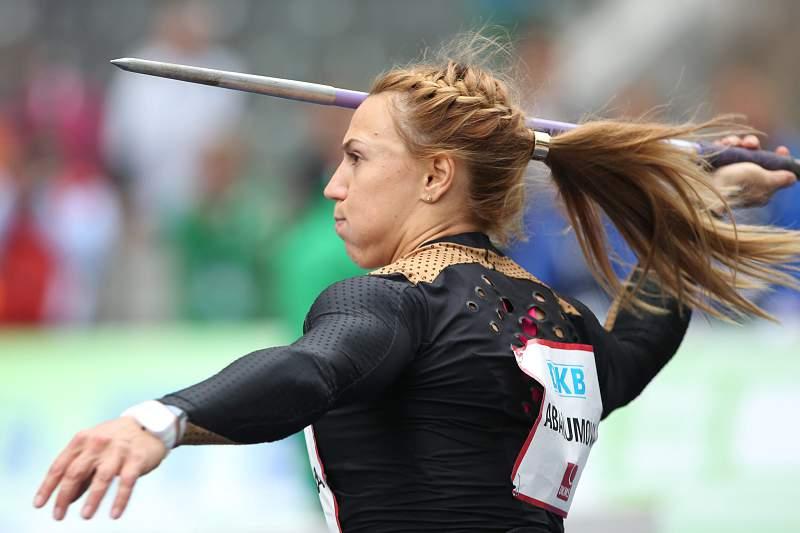 International athletics meet ISTAF at Olympiastadion in Berlin