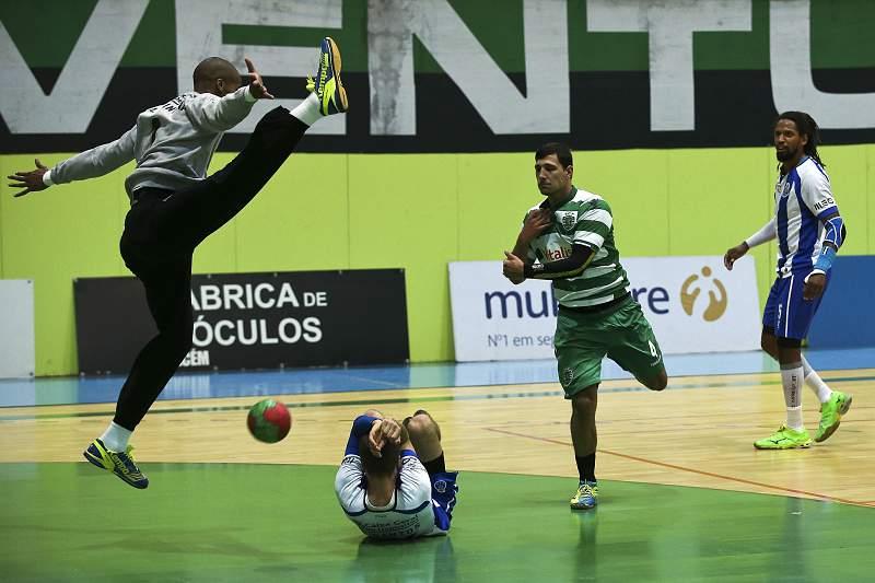 Andebol: Sporting Clube de Portugal vs Futebol Clube do Porto