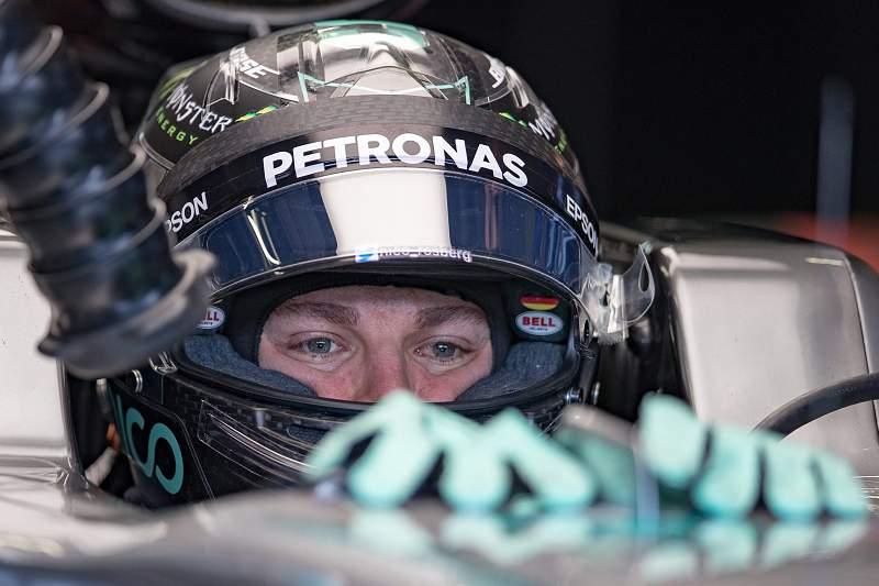 Nico Rosberg conquista 'pole' na Bélgica