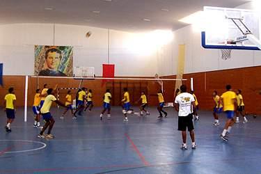 Basquetebol em São Vicente