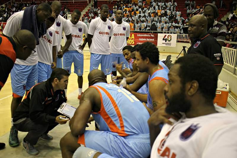 Libolo, finalista derrotado do BIC Basket