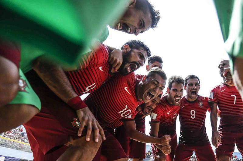 Seleção portuguesa de futebol de praia