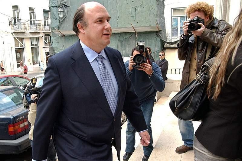Vale e Azevedo foi impedido de entrar no Mónaco