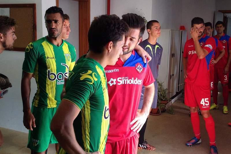 Tondela e Oliveirense empataram a 0-0