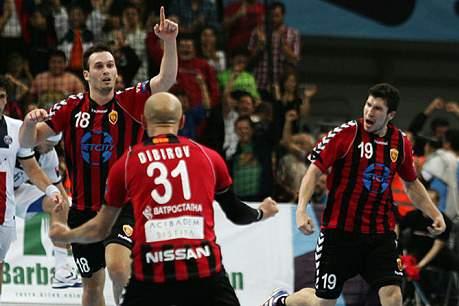 Vardar Skopje vencem PSG e sagram-se pela primeira vez campeão europeu de andebol