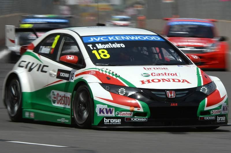 Tiago Monteiro Honda Civic