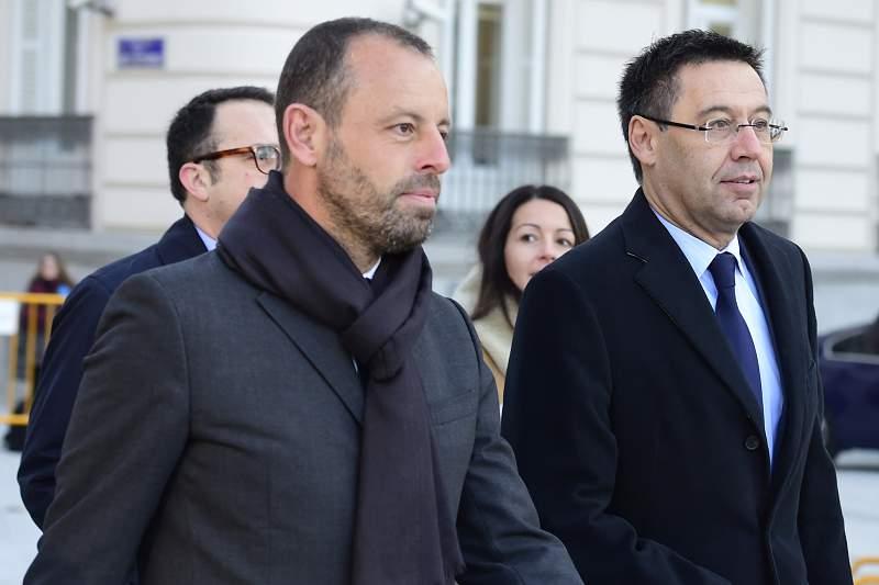 Sandro Rosell detido por possível branqueamento de capitais
