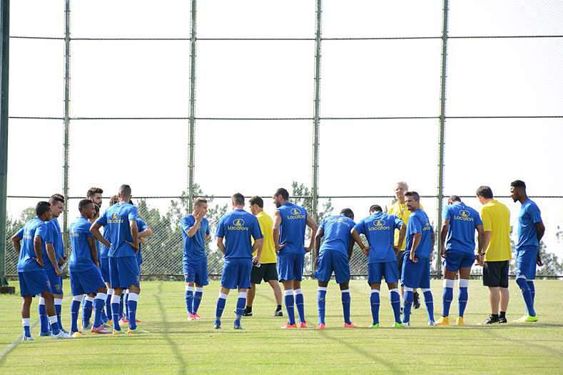 União da Madeira iniciou hoje os trabalhos de campo