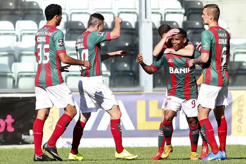 Marítimo venceu o FC Porto duas vezes na temporada passada