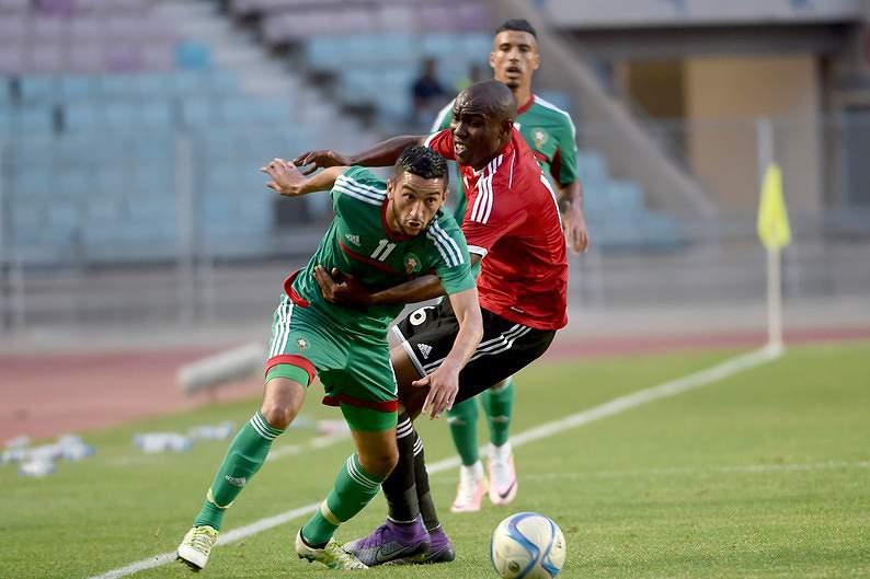 RD Congo vence pela 1ª vez na história Marrocos