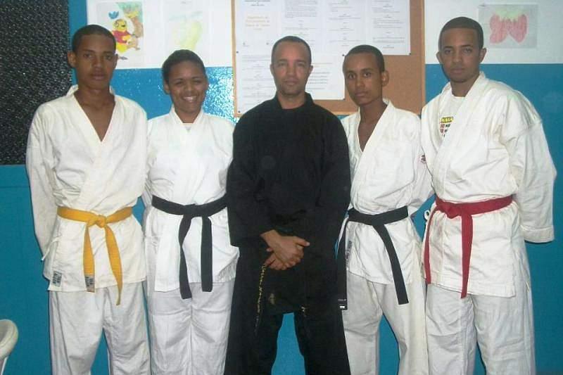Karatecas do Porto Novo
