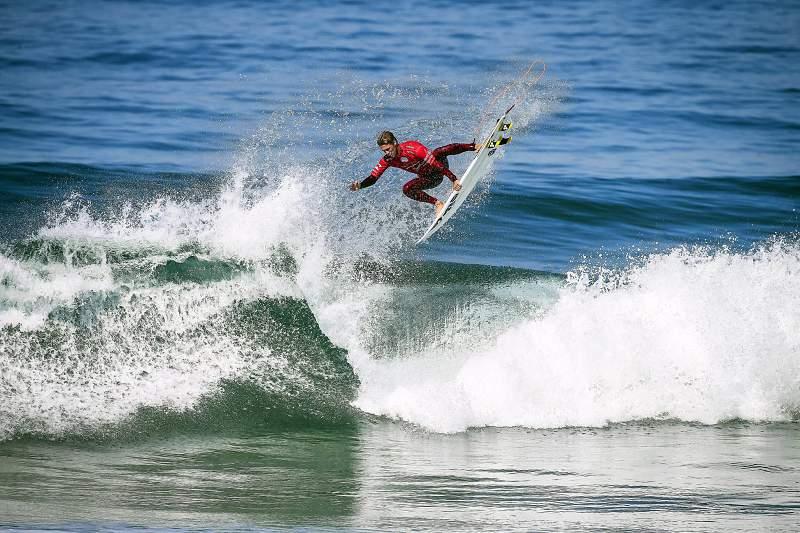 Jesse Mendes, surfista brasileiro