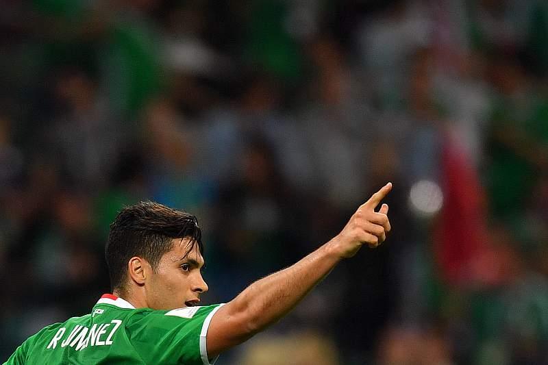 Vídeo: Benfiquista Raúl Jiménez marcou golaço frente à Nova Zelândia