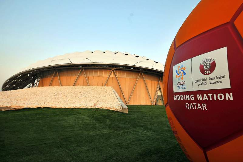 FIFA recommends 2022 World Cup in Qatar to start in November