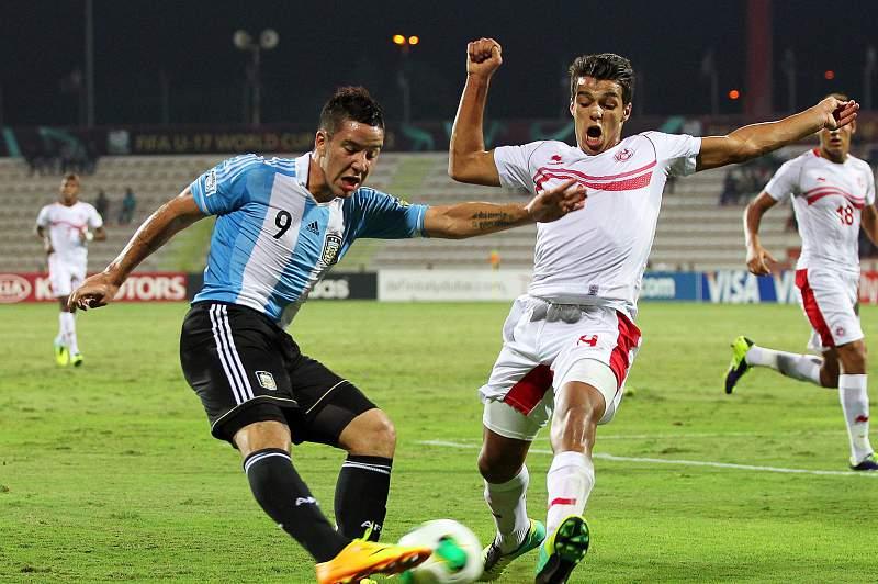 Argentina vs Tunisia