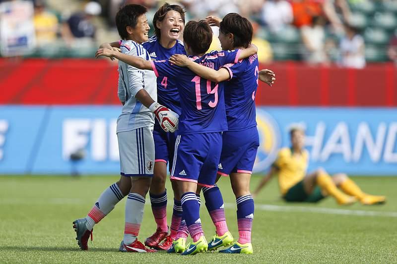 Japão vs Austrália