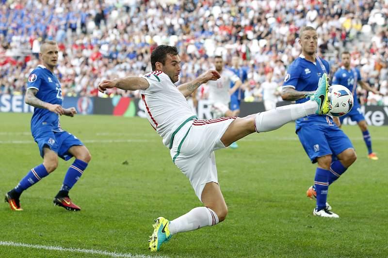 Group F Iceland vs Hungary