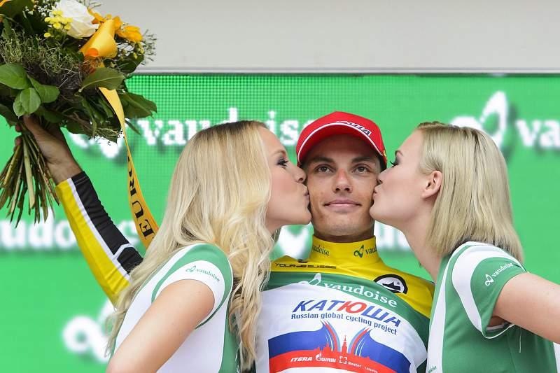 Simon Spilak (Katusha) vence Volta à Suíça