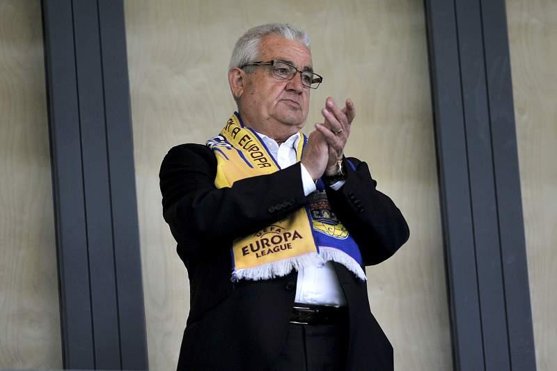 Carlos Pinho, presidente do Arouca