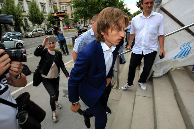 Trial against Zdravko Mamic in Croatia