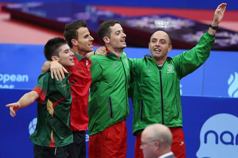 Seleção portuguesa de ténis de mesa