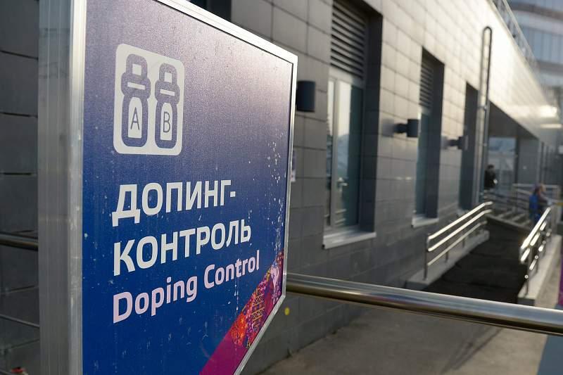Doping Rússia