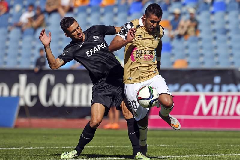 Boavista venceu a Académica de Coimbra por 2-0